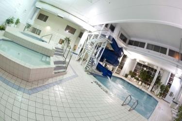 Hotel Ramada Winnipeg Airport Viscount Gort: Innenschwimmbad WINNIPEG