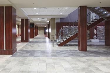 Hotel Ramada Winnipeg Airport Viscount Gort: Reception WINNIPEG