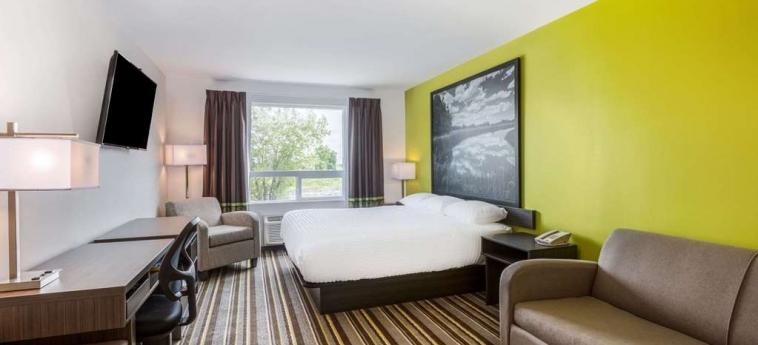 Hotel Super 8 Winnipeg East Mb: Camera degli ospiti WINNIPEG
