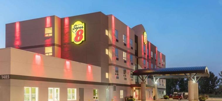 Hotel Super 8 Winnipeg East Mb: Esterno WINNIPEG
