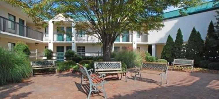Hotel Quality Inn & Suites: Detalle del hotel WINSTON SALEM (NC)