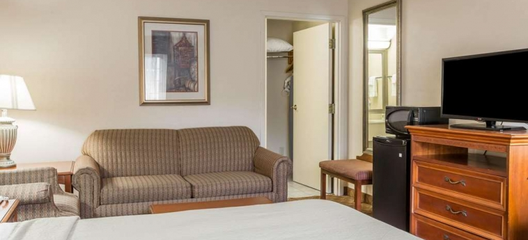 Hotel Quality Inn & Suites: Habitaciòn WINSTON SALEM (NC)