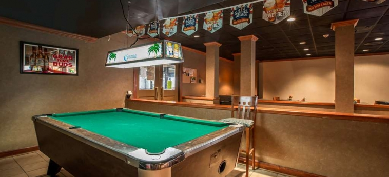 Hotel Quality Inn & Suites: Restaurante WINSTON SALEM (NC)