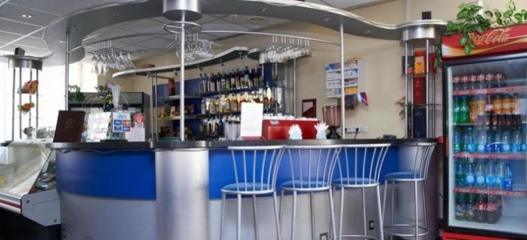 Hotel Luchesa: Bar WIZEBSK