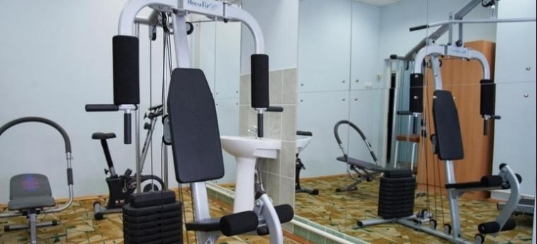 Hotel Luchesa: Fitnesscenter WIZEBSK