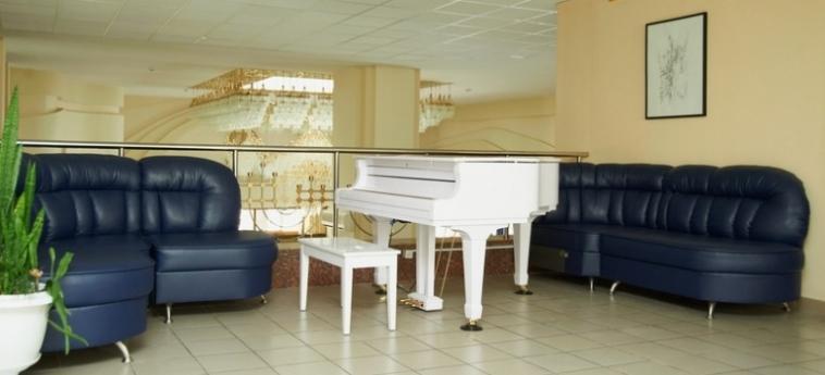 Hotel Luchesa: Lobby WIZEBSK
