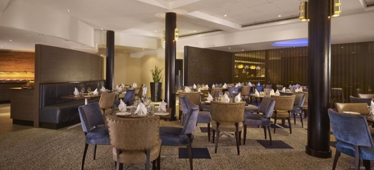 Doubletree By Hilton Hotel Woking: Restaurant WOKING