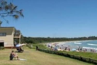 Hotel Woolgoolga Beach Holiday Park: Bar WOOLGOOLGA - NEW SOUTH WALES
