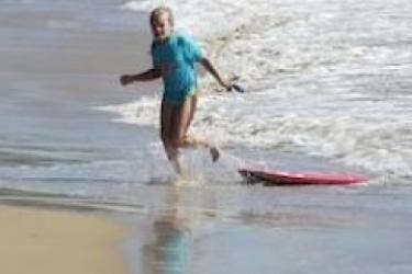 Hotel Woolgoolga Beach Holiday Park: Beach WOOLGOOLGA - NEW SOUTH WALES