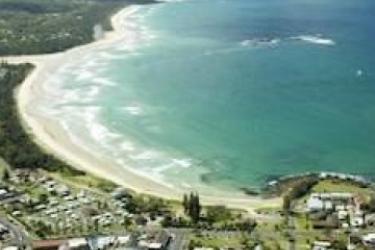 Hotel Woolgoolga Beach Holiday Park: Room - Junior Suite WOOLGOOLGA - NEW SOUTH WALES