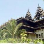 Hotel Kandawgyi Palace