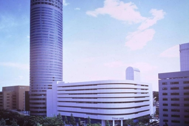Hotel Shin-Yokohama Prince: Extérieur YOKOHAMA - KANAGAWA PREFECTURE