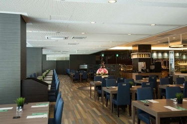 Hotel Shin-Yokohama Prince: Restaurant YOKOHAMA - KANAGAWA PREFECTURE