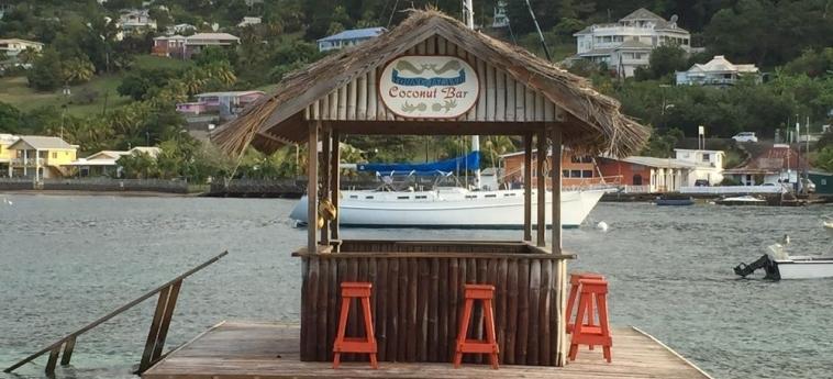Hotel Young Island Resort: Peinture à Fresque YOUNG ISLAND