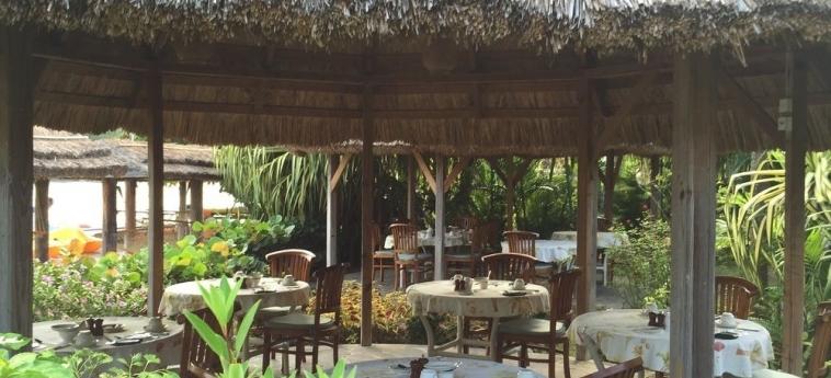 Hotel Young Island Resort: Villa detail YOUNG ISLAND
