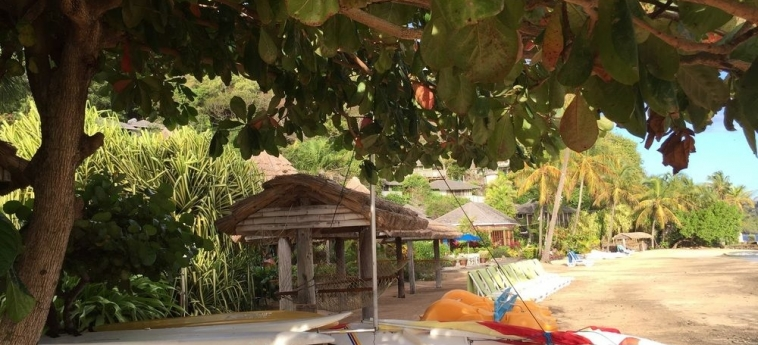 Hotel Young Island Resort: Promenade YOUNG ISLAND