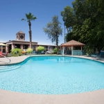 HOWARD JOHNSON INN YUMA 2 Sterne