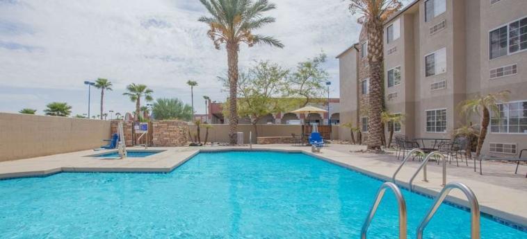 Hotel Microtel Inn And Suites Yuma: Swimming Pool YUMA (AZ)