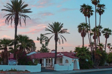 Best Western Coronado Hotel: Außen YUMA (AZ)