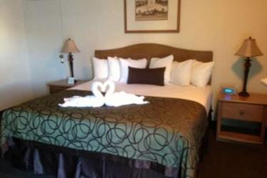 Best Western Coronado Hotel: Gastzimmer Blick YUMA (AZ)
