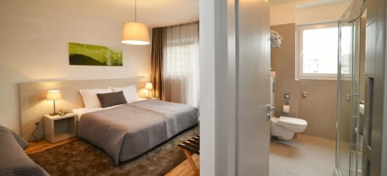 Hotel Garden: Jacuzzi ZAGABRIA