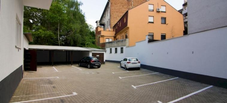 Hotel Garden: Sala de Desayuno ZAGABRIA