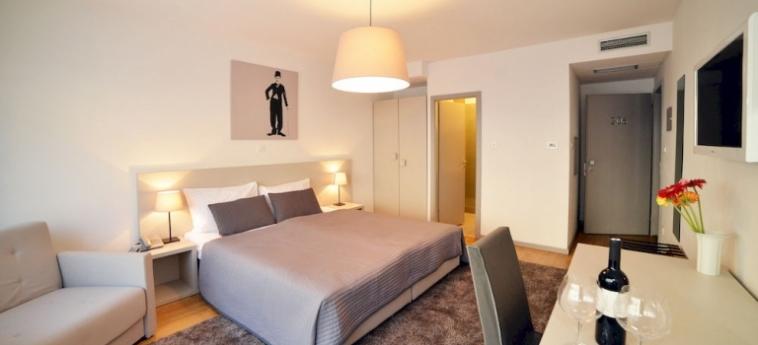 Hotel Garden: Sala Relax ZAGABRIA