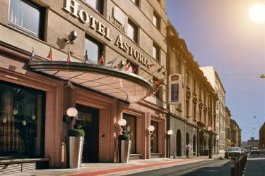 Hotel Best Western Premier Astoria: Esterno ZAGABRIA