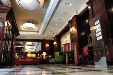 Hotel Best Western Premier Astoria: Lobby ZAGABRIA