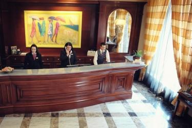 Hotel Best Western Premier Astoria: Reception ZAGABRIA