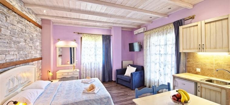 Flamingo Hotel Pelion: Camera Suite ZAGORA