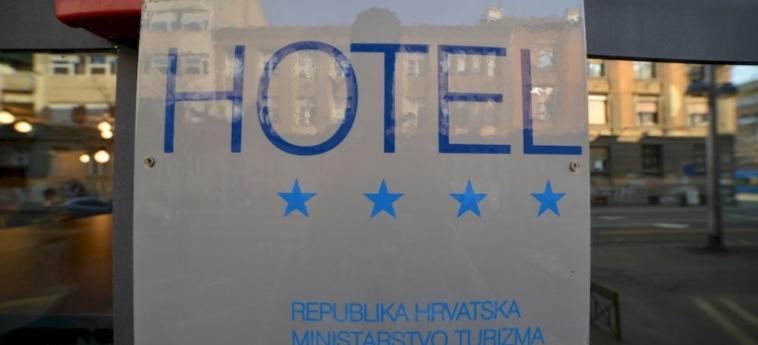 Hotel Garden: Schwimmbad fur kinder ZAGREB