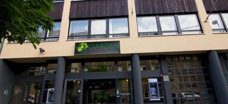 Hotel Garden: Solarium ZAGREB