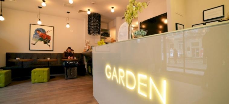 Hotel Garden: Zimmer- Detail ZAGREB