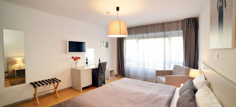 Hotel Garden: Apartment Mercurio ZAGREB