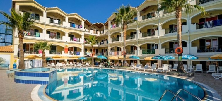 Atlantis Hotel: Apartment Minerva ZAKYNTHOS