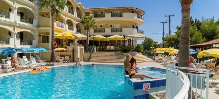 Atlantis Hotel: Folk ZAKYNTHOS