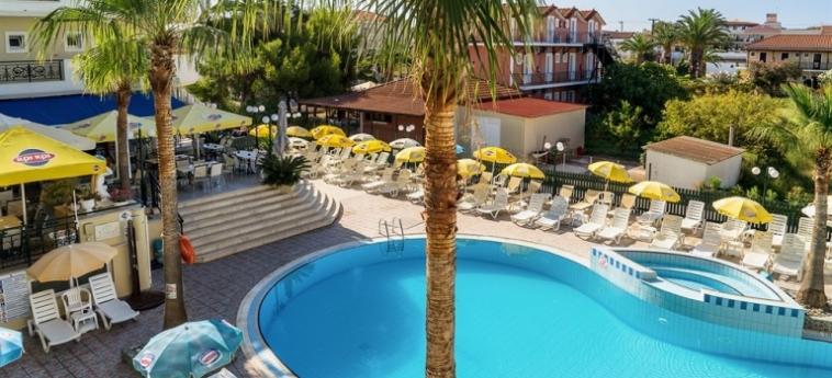 Atlantis Hotel: Outdoor Swimmingpool ZAKYNTHOS