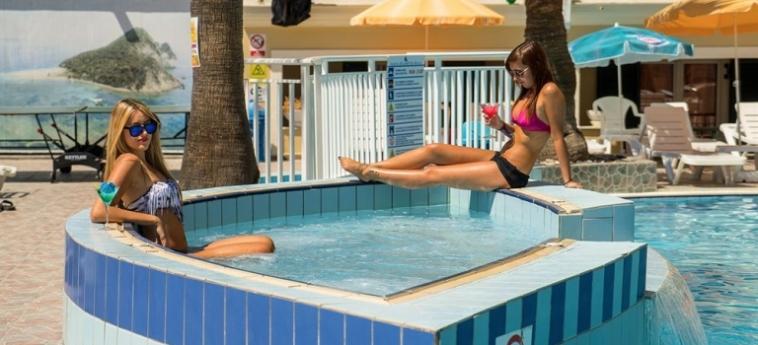 Atlantis Hotel: Park ZAKYNTHOS