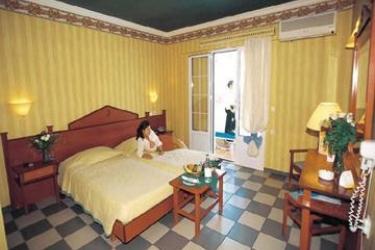 Hotel Palazzo Di Zante: Schlafzimmer ZAKYNTHOS