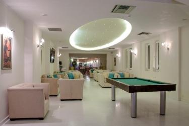 Hotel Galaxy Beach Resort, Bw Premier Collection: Lobby ZANTE