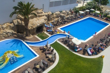 Hotel Galaxy Beach Resort, Bw Premier Collection: Piscina ZANTE