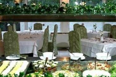 Hotel Galaxy Beach Resort, Bw Premier Collection: Restaurante ZANTE