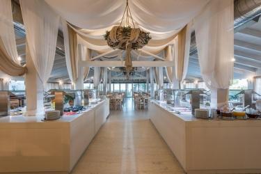 Hotel Galaxy Beach Resort, Bw Premier Collection: Sala de Desayuno ZANTE