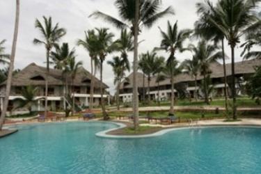 Hotel Ora Marumbi Beach: Exterior ZANZIBAR
