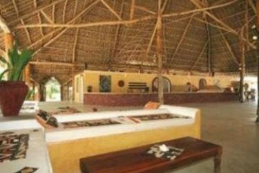Hotel Ora Marumbi Beach: Hall ZANZIBAR