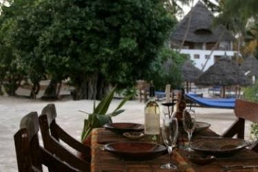 Hotel Ora Marumbi Beach: Restaurant ZANZIBAR