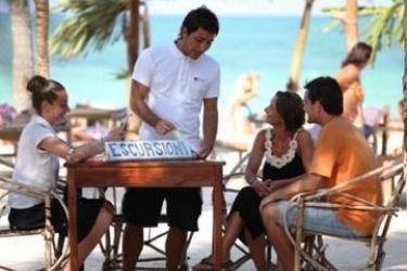 Hotel Ora Palumbo Reef Resort: Restaurant ZANZIBAR