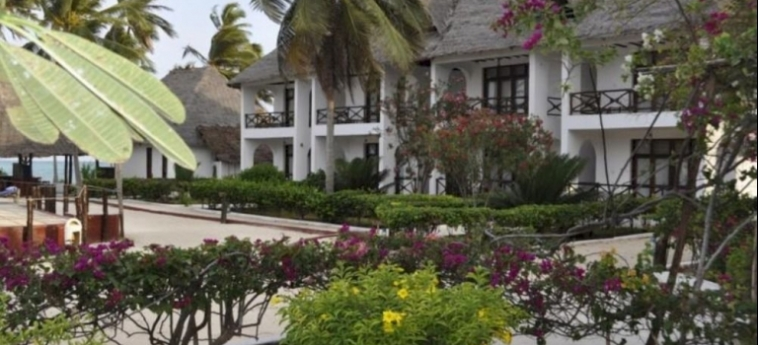 Hotel African Sun Sand Sea Beach Resort & Spa: Bungalow ZANZIBAR