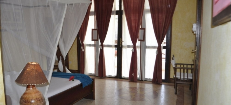 Hotel African Sun Sand Sea Beach Resort & Spa: Cottage ZANZIBAR